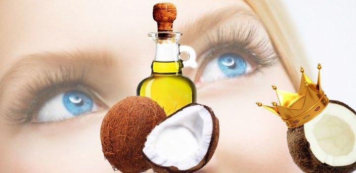 Hướng dẫn cách dưỡng mi bằng dầu dừa hiệu quả nhất